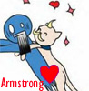 Armstrong kitty avatar