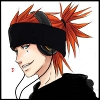 Axel headphones avatar