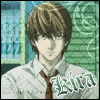 Kira in Death Note avatar