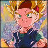 Super Saiyan Goku Jr avatar
