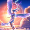 Angel sun avatar