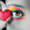Heart and eye avatar