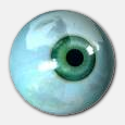 Eyeball avatar