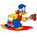 Donald Duck Painting avatar