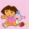 Boots and Dora wave avatar