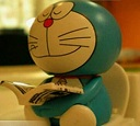 Doraemon figure avatar