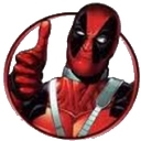 Deadpool thumb up avatar