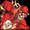 Flash running avatar