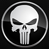 Punisher logo avatar