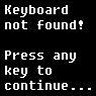Keyboard Not Found avatar