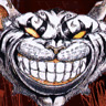 Cheshire Cat Cartoon avatar