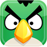 Green bird avatar