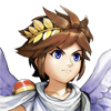 Kid Icarus serious avatar