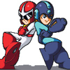 MegaMan and Dude avatar