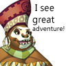 Voodoo lady avatar