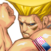 Guile muscles avatar