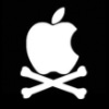 Apple & crossbones avatar