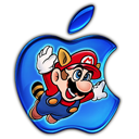 Super Mario Apple avatar