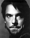 Jeremy Irons black and white avatar