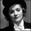 Marlene top hat avatar