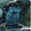 Na'vi warrior avatar