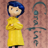 Raincoat Coraline avatar