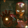 Iron Man hand avatar