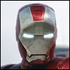 Iron Man silver avatar