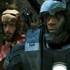 Stark and Rhodes