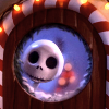 Nightmare Before Christmas Peeking Jack avatar