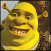Shrek big grin avatar
