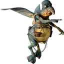 Watto flying avatar