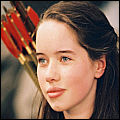 Susan Pevensie with bow avatar