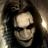 Brandon Lee as The Crow avatar