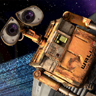 Wall-E in space avatar