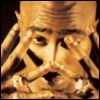 2Pac fingers avatar