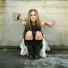 Avril Sitting Against a Wall avatar