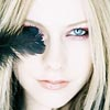 Avril with a Feather avatar
