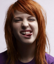 Hayley sticking out tongue avatar