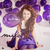 Purple balloons avatar