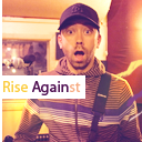 Rise Against shock avatar