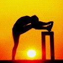 Exercise Sunset avatar
