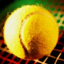 Tennis ball avatar