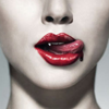 Bloody lips avatar