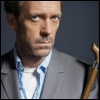 Hugh Laurie in House avatar