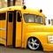 School bus avatar