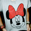 Minnie Mouse shirt avatar