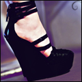 Black shoes avatar