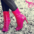 Pink shoes avatar
