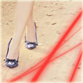 Purple shoes avatar